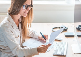 Work from Home Tax Banner
