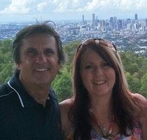 Sandra and Stephen